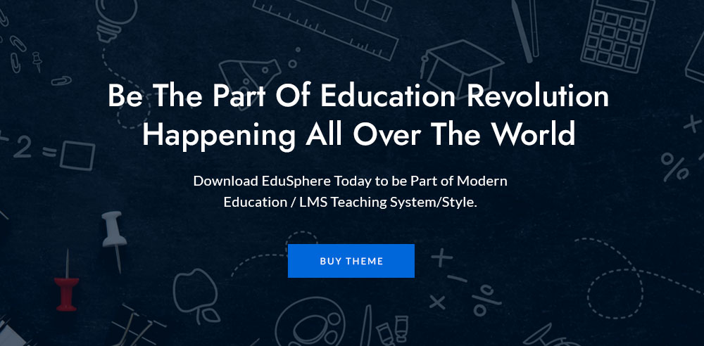 Be a Part of Education Revolution